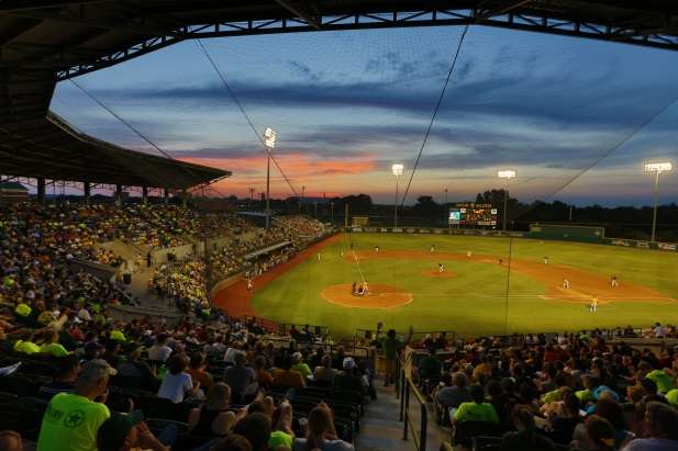 baylor ballpark view from stands